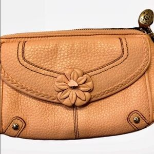 Small Brighton Mira Floral crossbody 5 x 9.